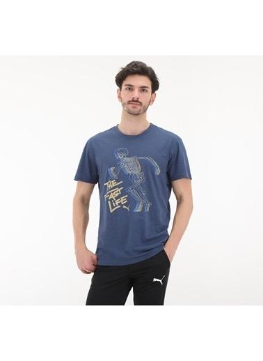 Puma Tişört Lacivert